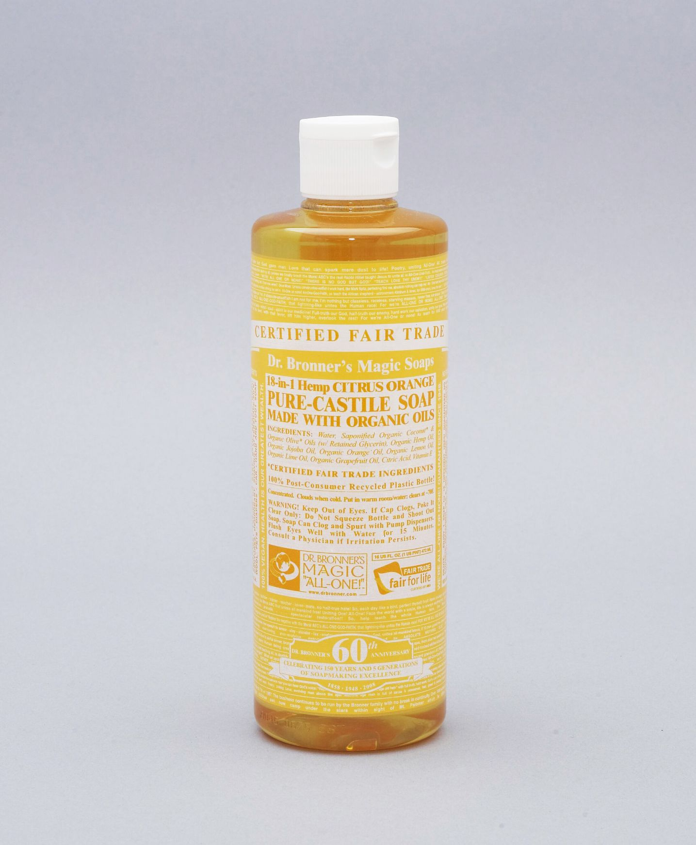 Dr Bronner S Castile Soap Product Junkies Rehab