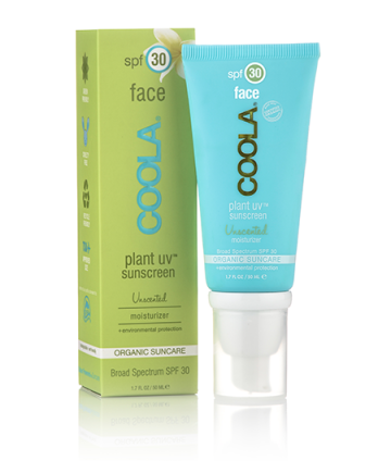 Coola Plant UV face