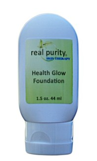 Real Purity Health Glow Foundation