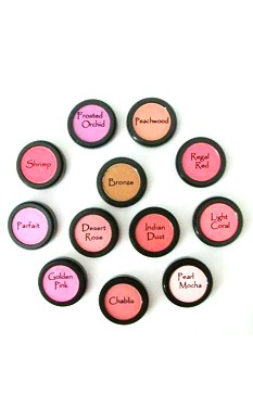 Real Purity powder blush