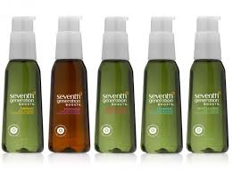 Seventh Generation Skin Boost bottles