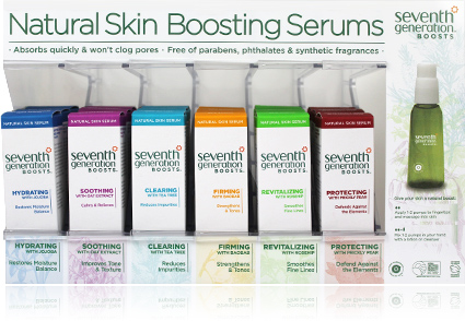 Seventh Generation Skin Boost Packaging 2