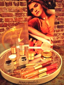 Jane Iredale Magic Hour event
