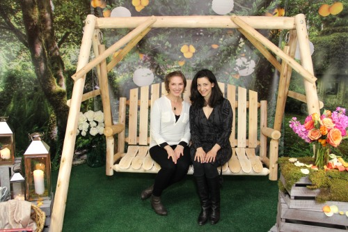 PJR Jordan and Emily Jane Iredale garden party