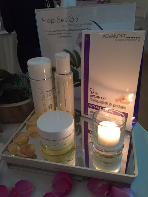 Jane Iredale Spring 2016 event