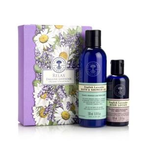 NYR lavender gift set