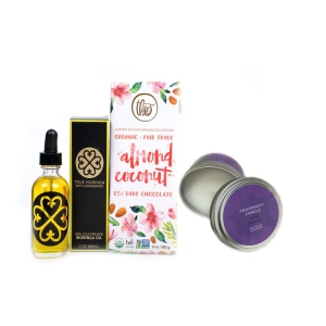 True Moringa Mother's Day Gift Set
